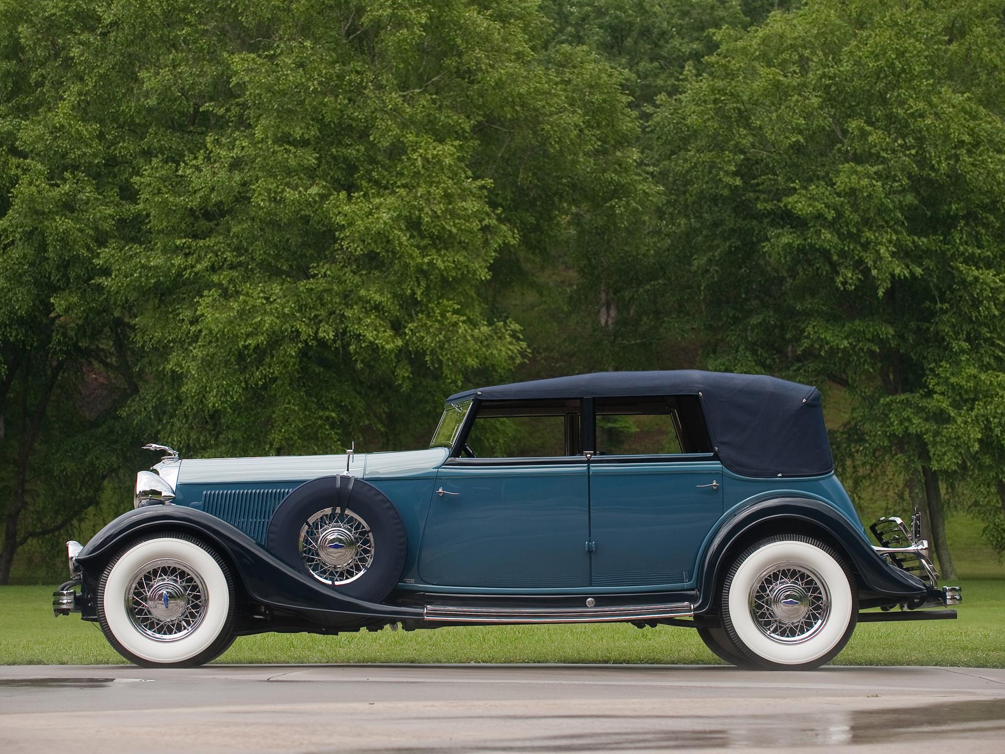 Images of 1933 Lincoln Model Ka | 2048x1536