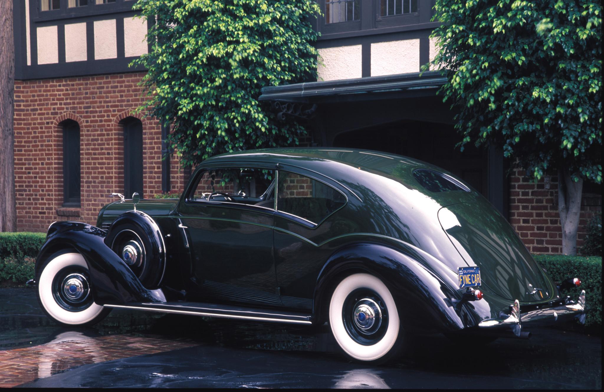 Nice wallpapers 1933 Lincoln Model Ka 2048x1332px