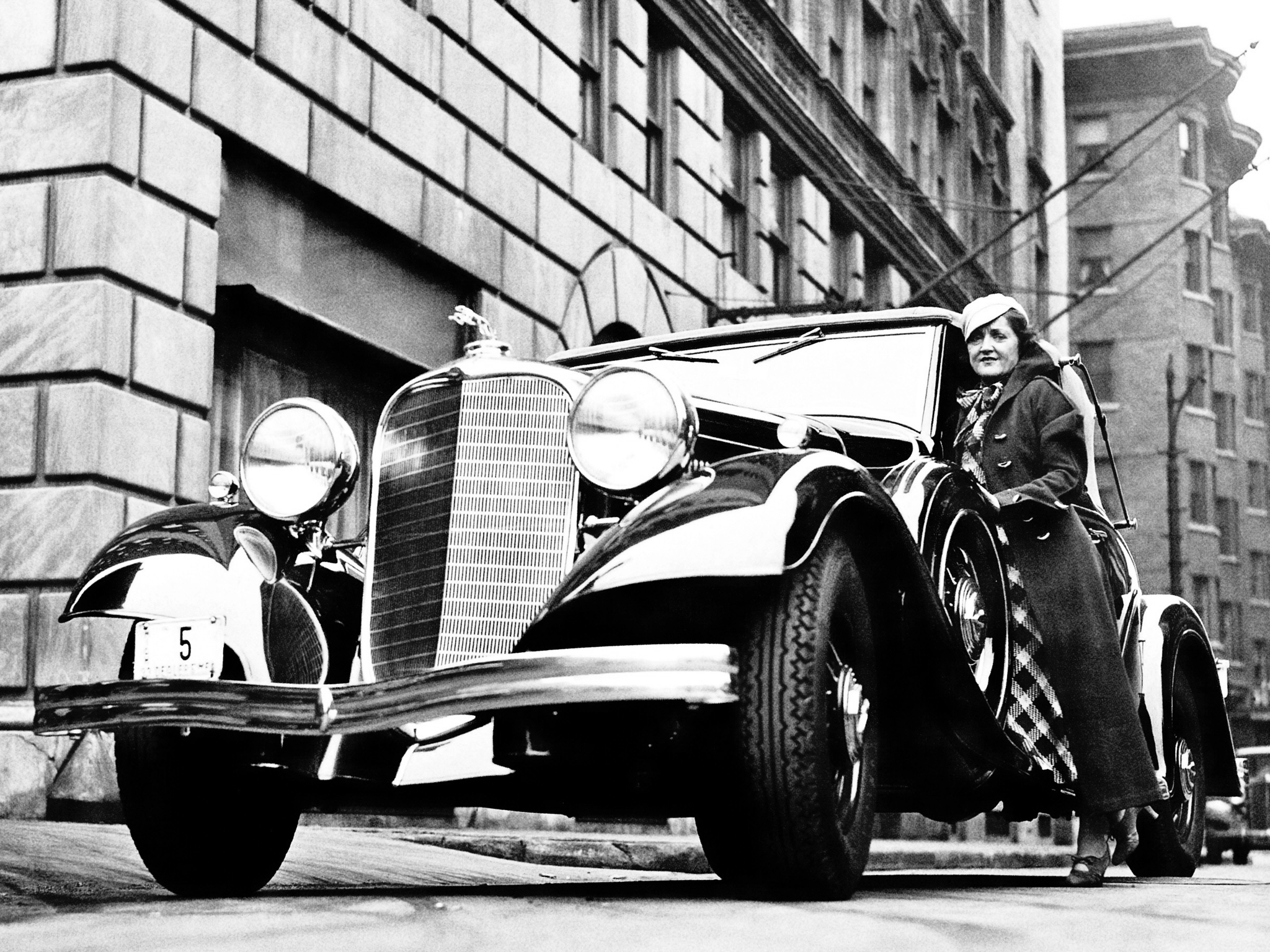 1933 Lincoln Model Ka Pics, Vehicles Collection