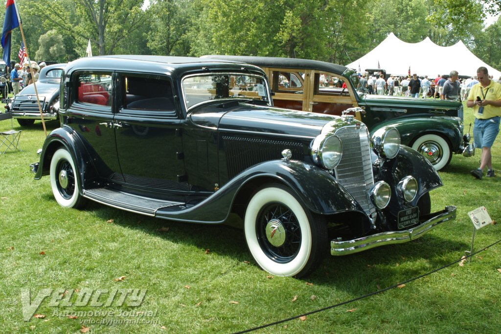 1933 Lincoln Model Ka Backgrounds, Compatible - PC, Mobile, Gadgets| 1024x683 px