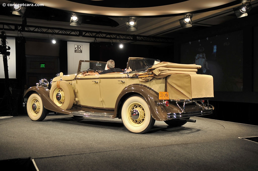 1933 Lincoln Model Ka High Quality Background on Wallpapers Vista