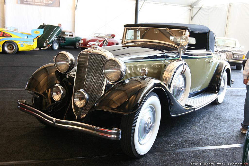 Nice Images Collection: 1933 Lincoln Model Ka Desktop Wallpapers
