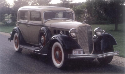 Amazing 1933 Lincoln Model Ka Pictures & Backgrounds