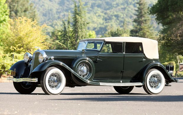 1933 Lincoln Model Ka Backgrounds, Compatible - PC, Mobile, Gadgets| 620x390 px
