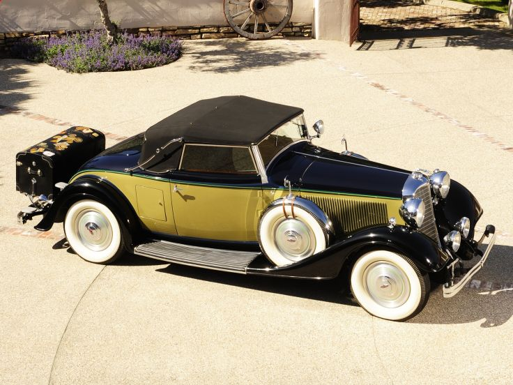 736x552 > 1933 Lincoln Model Ka Wallpapers