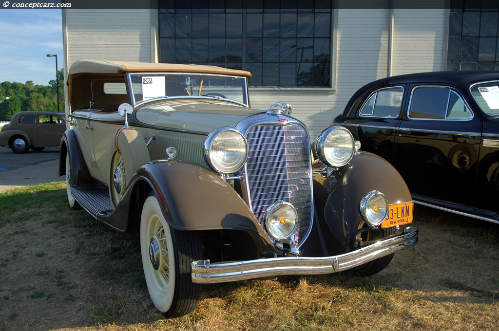 HQ 1933 Lincoln Model Ka Wallpapers | File 320.18Kb