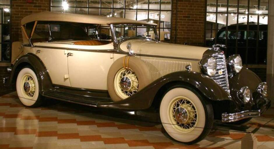 1933 Lincoln Model Ka Backgrounds on Wallpapers Vista