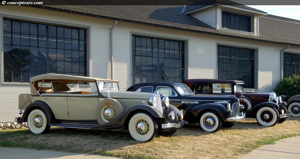 HQ 1933 Lincoln Model Ka Wallpapers | File 259.89Kb
