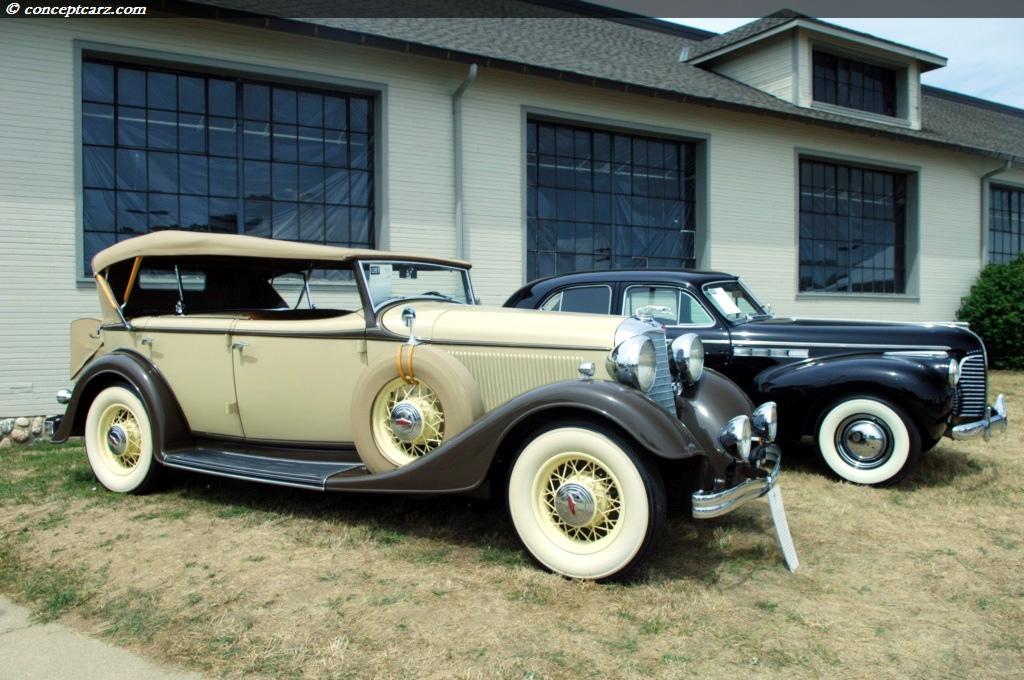 HQ 1933 Lincoln Model Ka Wallpapers | File 297.55Kb