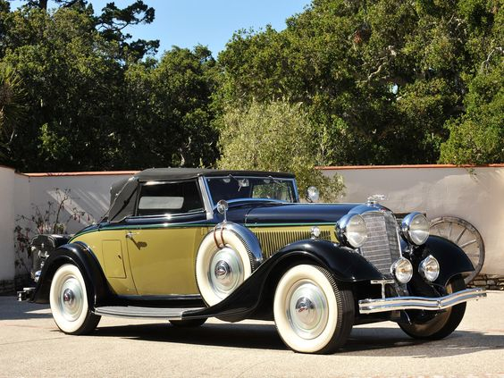 1933 Lincoln Model Ka Backgrounds, Compatible - PC, Mobile, Gadgets| 564x423 px