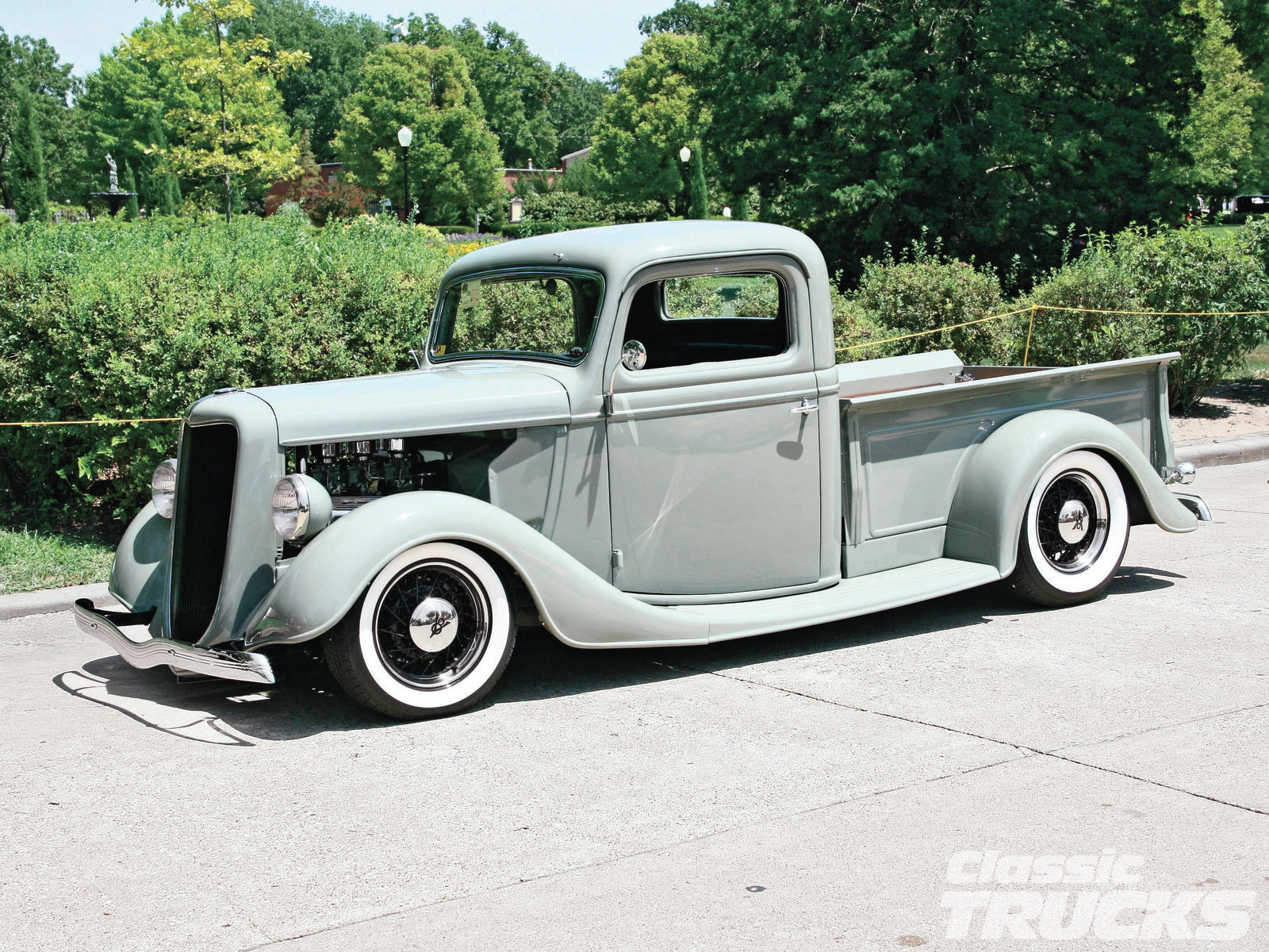 1936 Ford Pickup wallpapers, Vehicles
