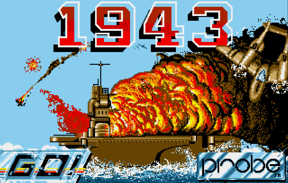 1943: The Battle Of Midway Backgrounds on Wallpapers Vista