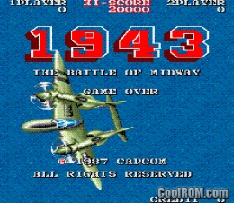 1943: The Battle Of Midway Backgrounds, Compatible - PC, Mobile, Gadgets| 260x226 px
