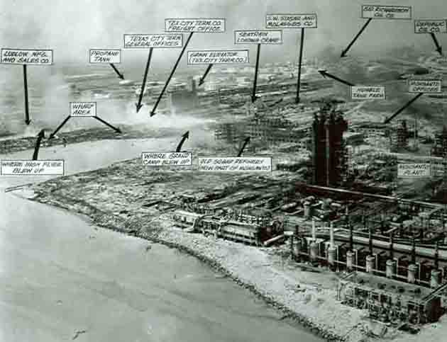 1947 Texas City Disaster Backgrounds, Compatible - PC, Mobile, Gadgets| 630x483 px
