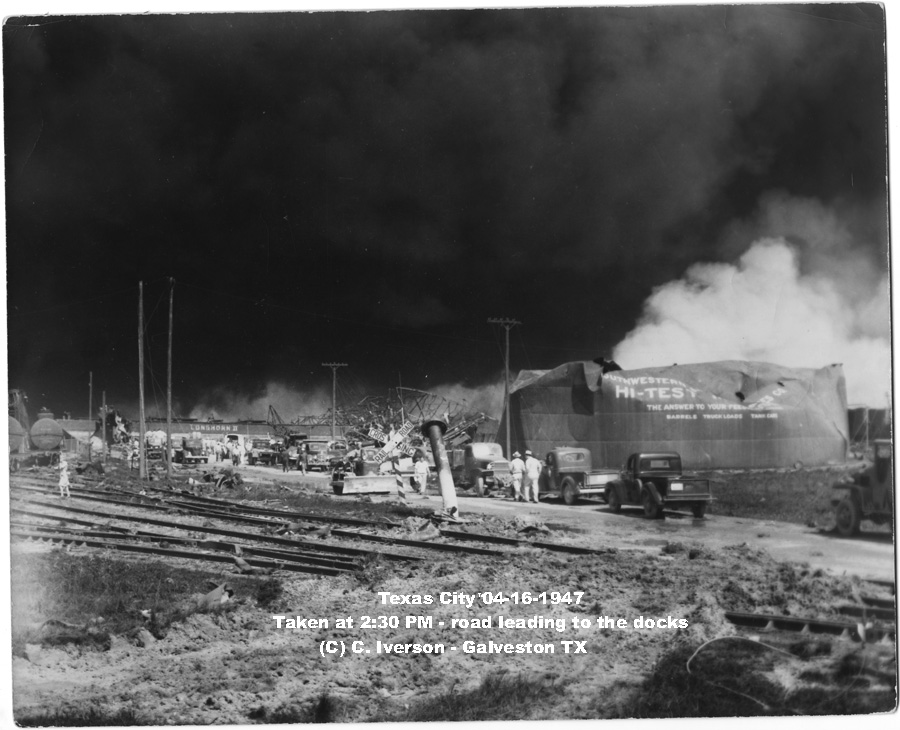 Nice wallpapers 1947 Texas City Disaster 900x730px