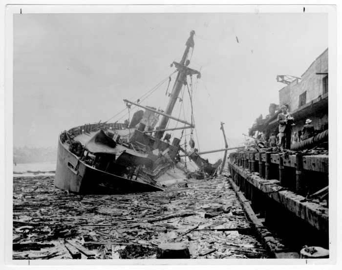 Images of 1947 Texas City Disaster | 700x554