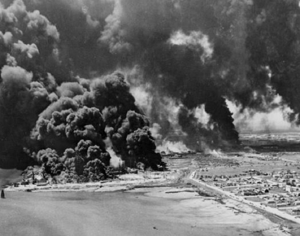 1947 Texas City Disaster Pics, Photography Collection