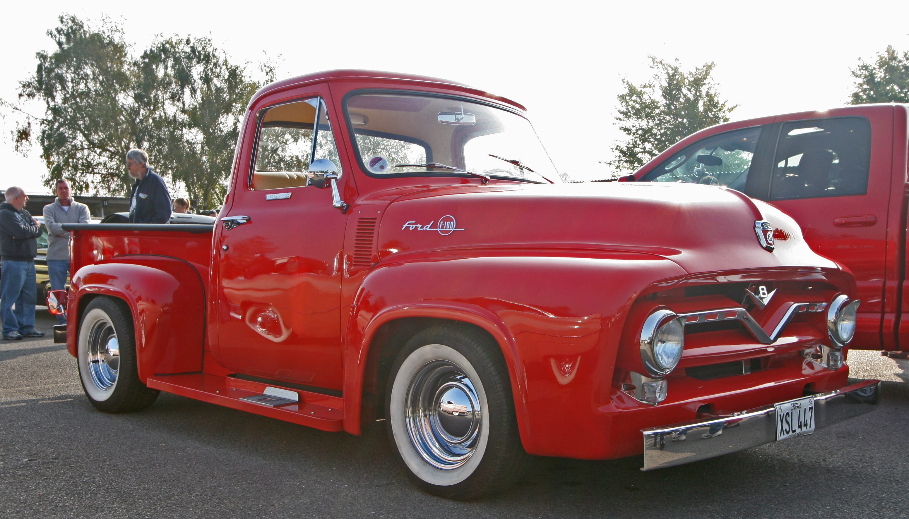 1955 Ford F100 Value