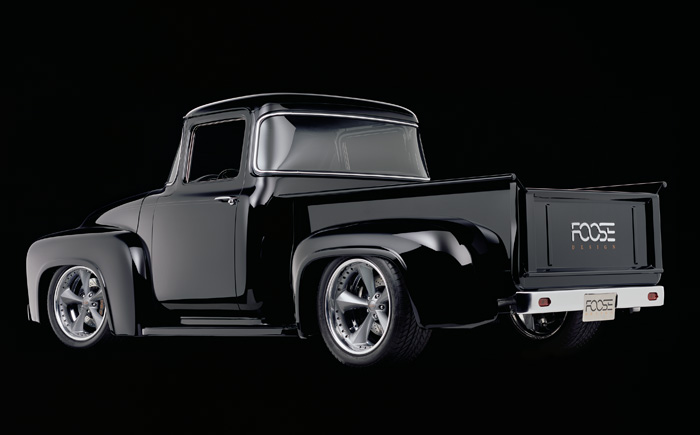 1956 Ford F-100 wallpapers, Vehicles, HQ 1956 Ford F-100