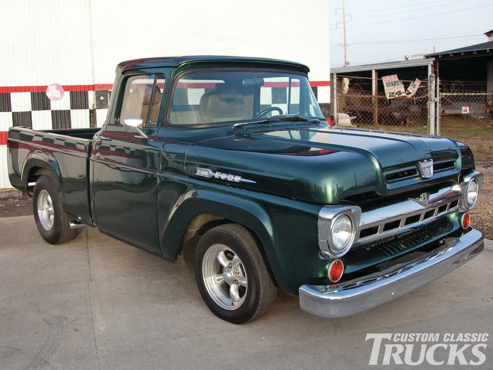 1957 Ford F 100 Wallpapers Vehicles Hq 1957 Ford F 100 Pictures