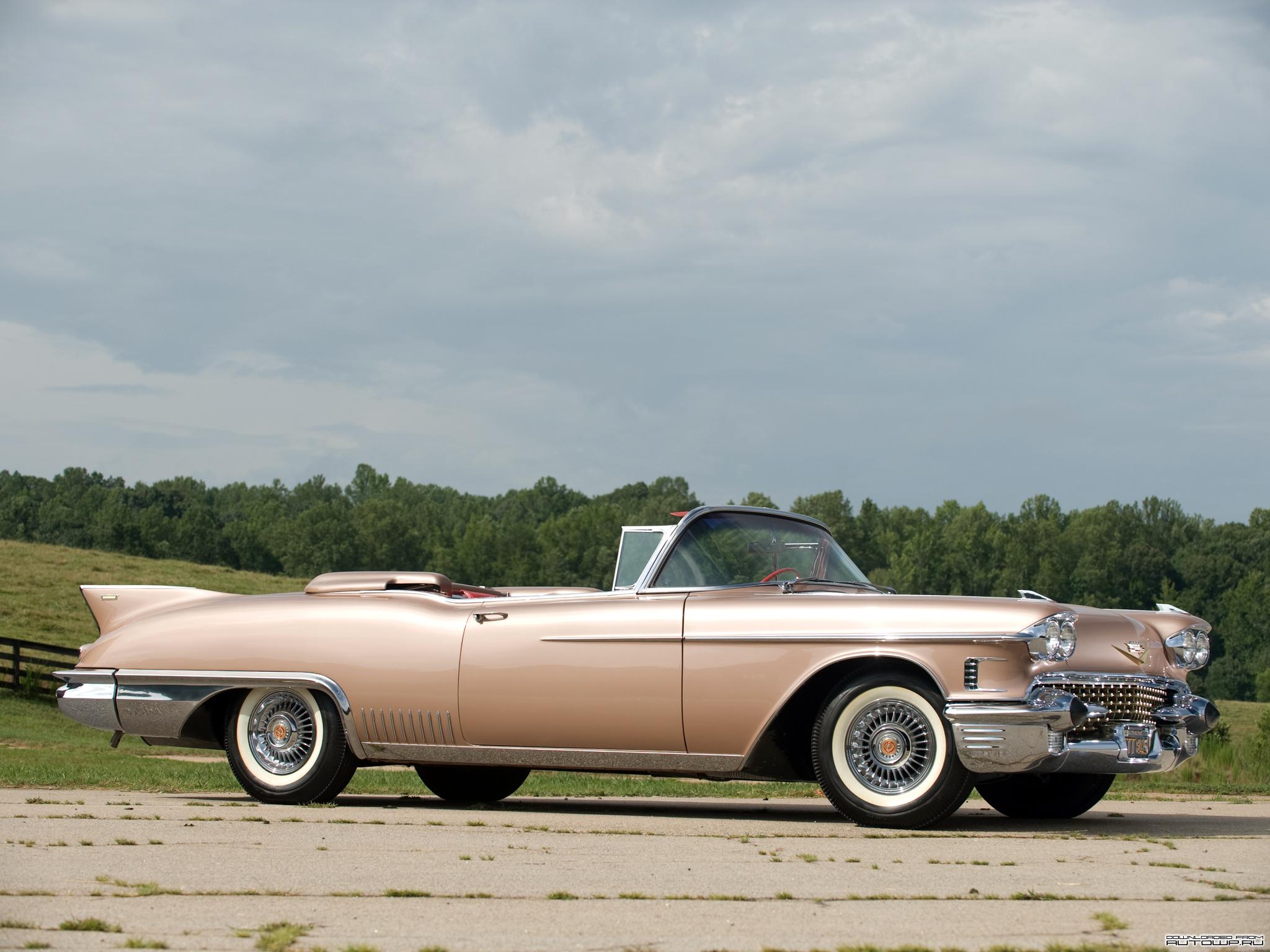1958 Cadillac Eldorado Biarritz Backgrounds on Wallpapers Vista