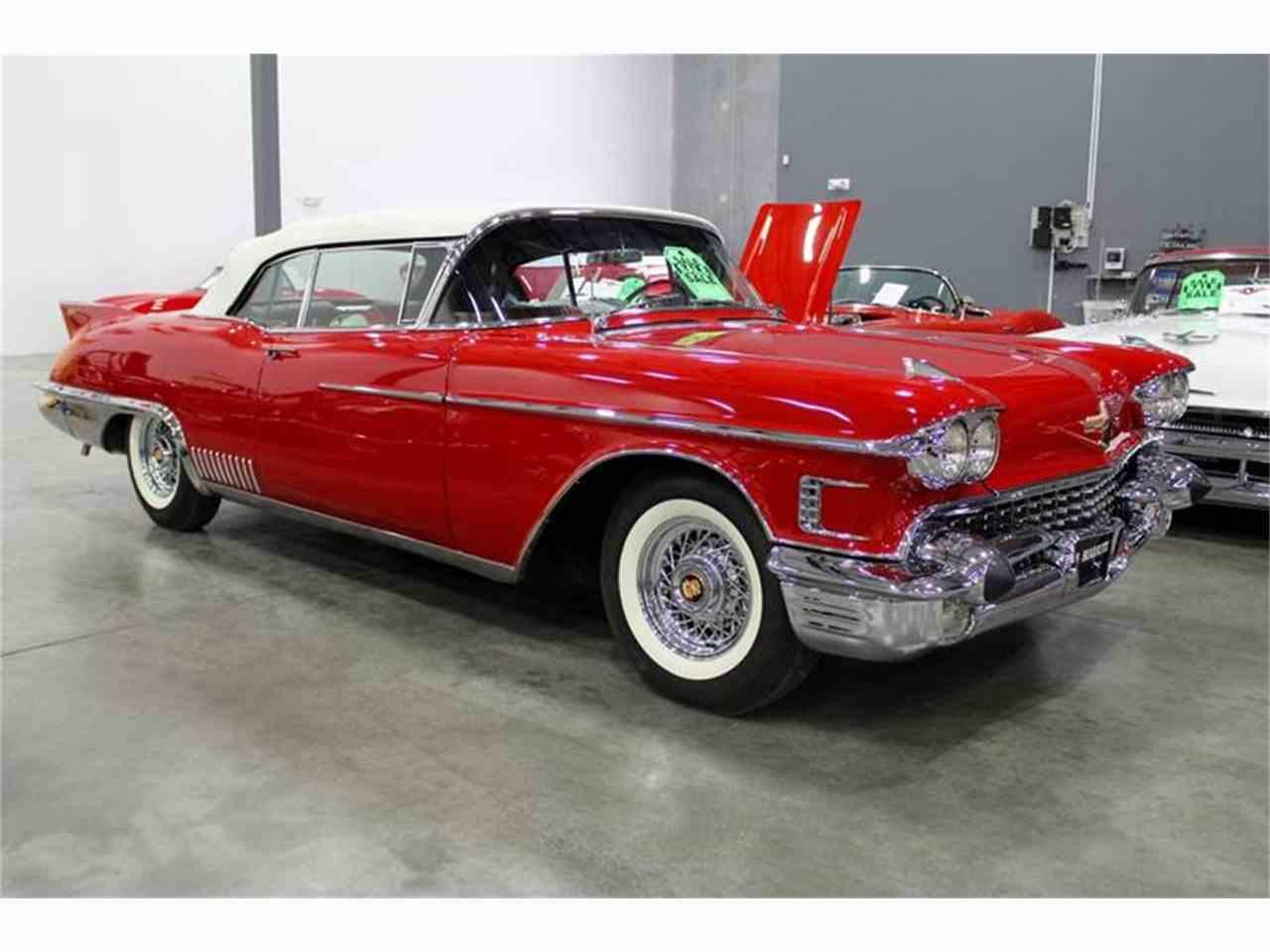 High Resolution Wallpaper | 1958 Cadillac Eldorado Biarritz 1280x960 px