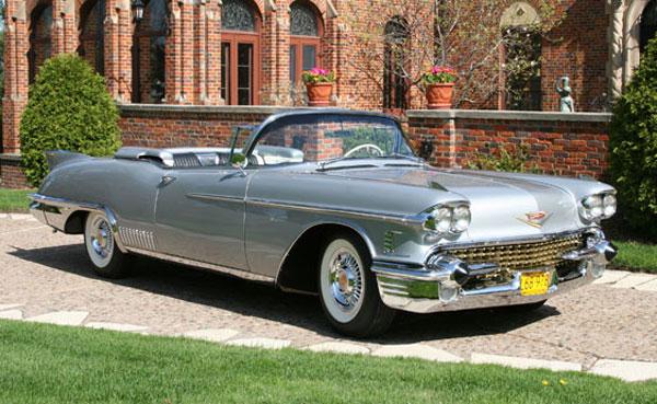 1958 Cadillac Eldorado Biarritz Pics, Vehicles Collection