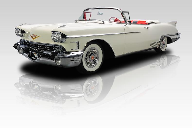 Nice wallpapers 1958 Cadillac Eldorado Biarritz 790x527px