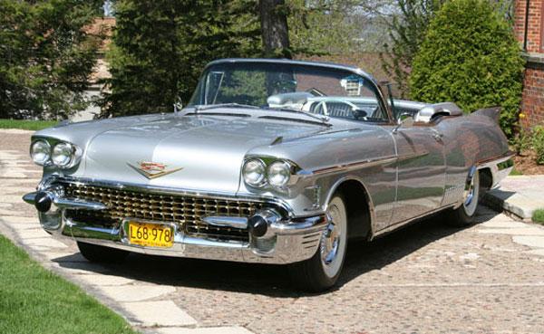 Images of 1958 Cadillac Eldorado Biarritz | 600x369