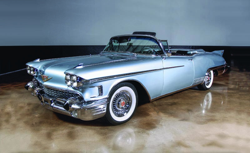 Amazing 1958 Cadillac Eldorado Biarritz Pictures & Backgrounds