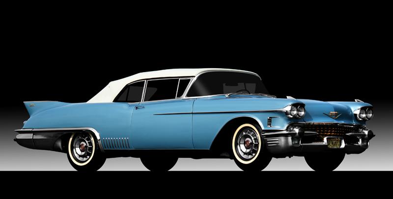 1958 Cadillac Eldorado Biarritz High Quality Background on Wallpapers Vista