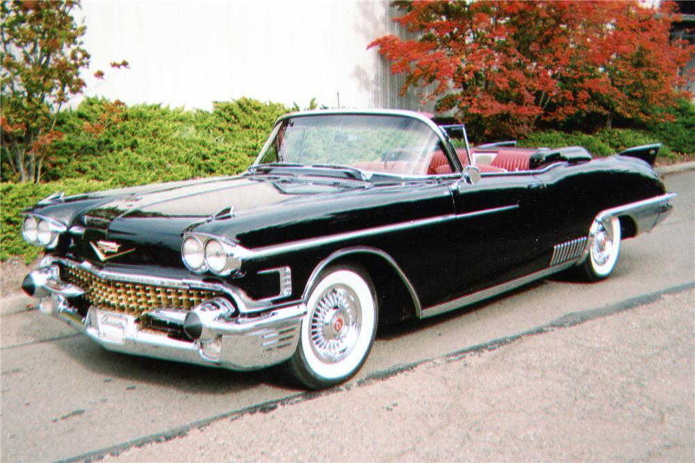 1000x667 > 1958 Cadillac Eldorado Biarritz Wallpapers