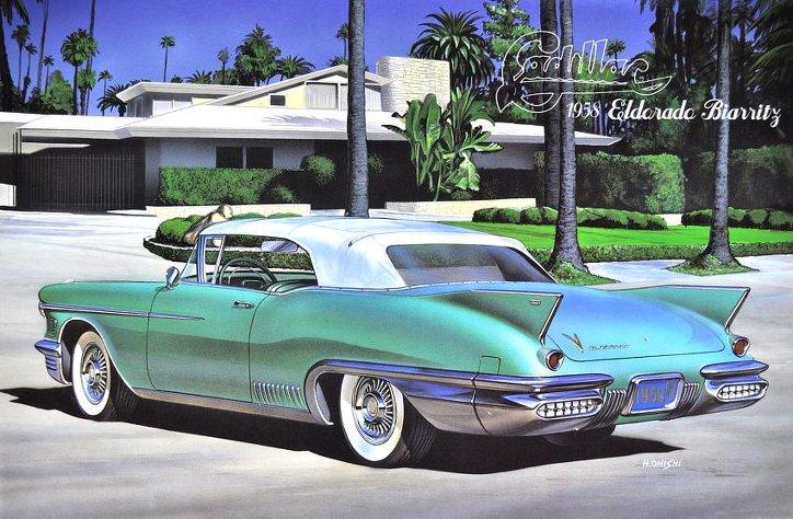 724x474 > 1958 Cadillac Eldorado Biarritz Wallpapers