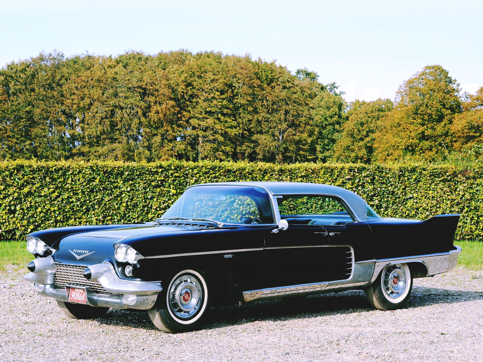 High Resolution Wallpaper | 1958 Cadillac Eldorado Brougham 2000x1500 px