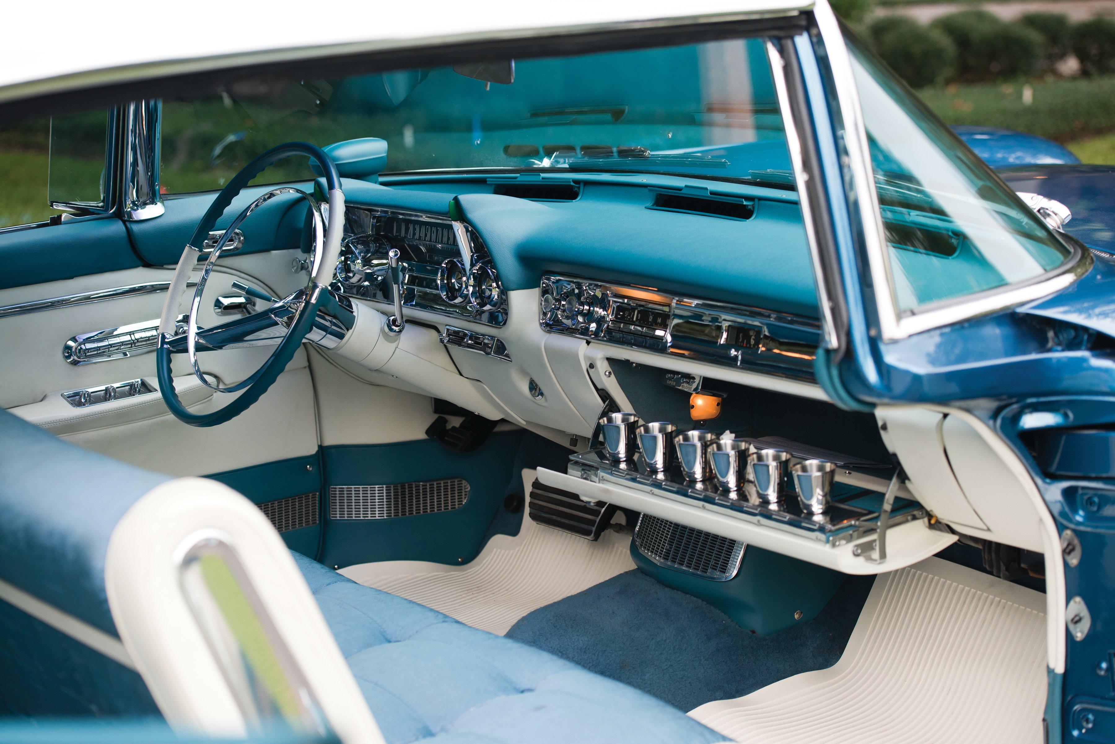 Nice Images Collection: 1958 Cadillac Eldorado Brougham Desktop Wallpapers