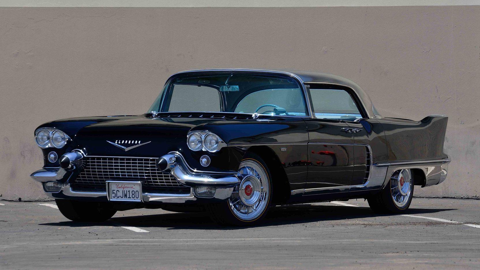HQ 1958 Cadillac Eldorado Brougham Wallpapers | File 227.73Kb