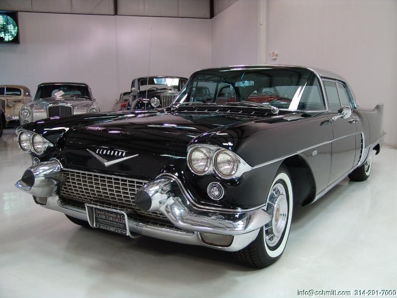 Images of 1958 Cadillac Eldorado Brougham | 800x600