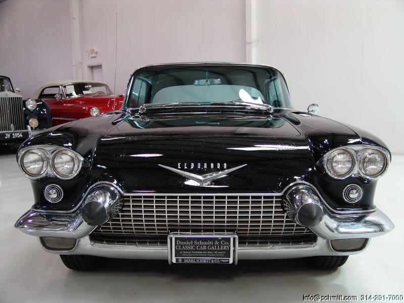 High Resolution Wallpaper | 1958 Cadillac Eldorado Brougham 800x600 px
