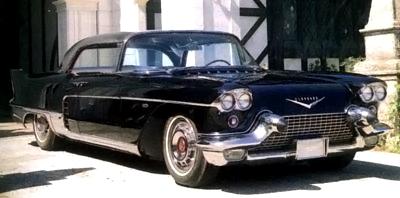 HD Quality Wallpaper | Collection: Vehicles, 400x198 1958 Cadillac Eldorado Brougham
