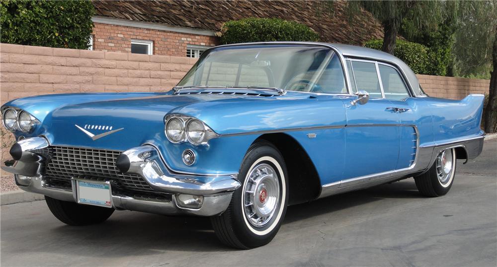 Images of 1958 Cadillac Eldorado Brougham | 1000x538