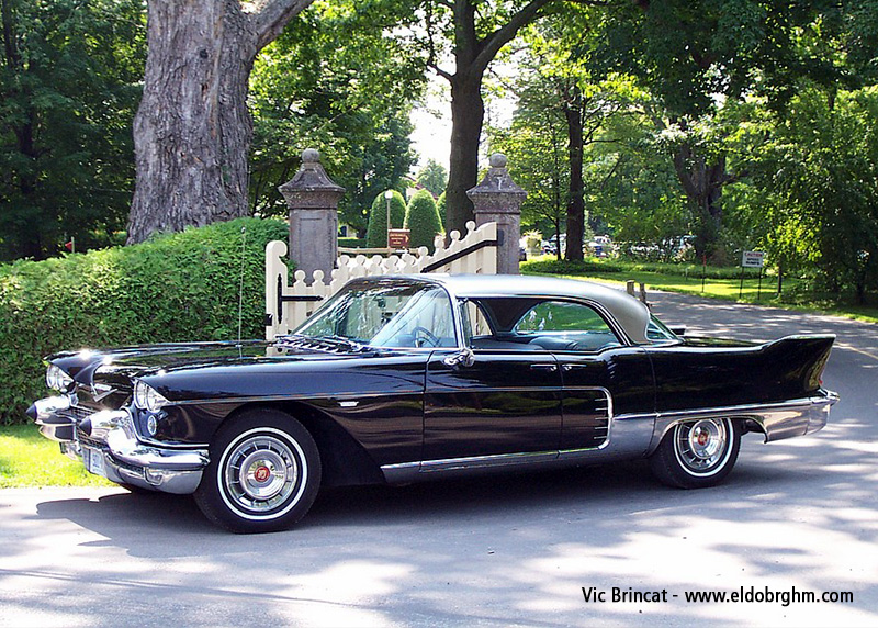 HQ 1958 Cadillac Eldorado Brougham Wallpapers | File 294.86Kb