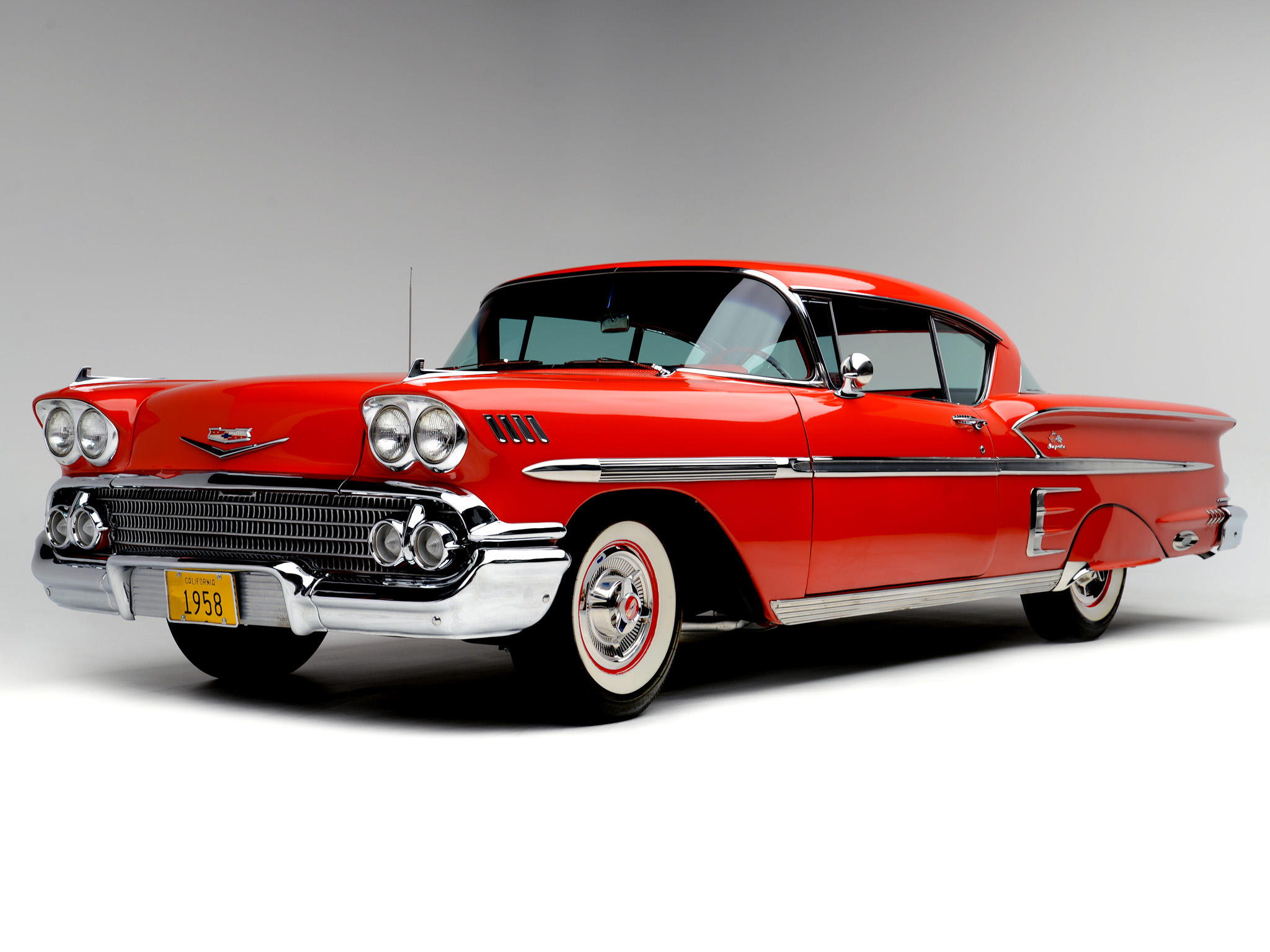 1958 Chevrolet Impala Pics, Vehicles Collection