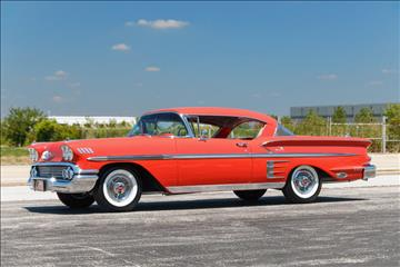 Nice wallpapers 1958 Chevrolet Impala 360x240px
