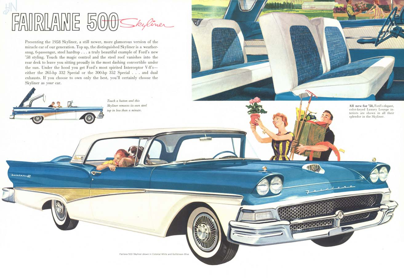 1958 Ford Backgrounds, Compatible - PC, Mobile, Gadgets| 1313x908 px