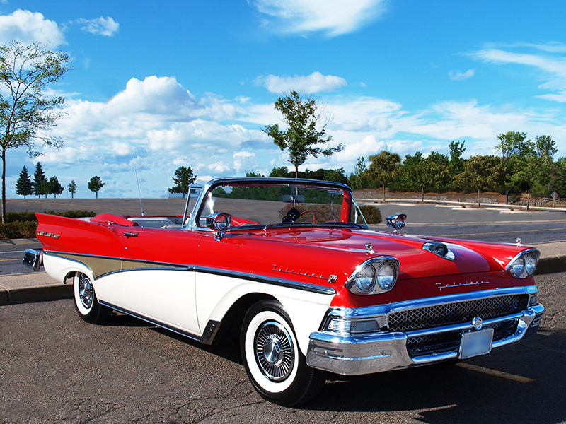 1958 Ford Pics, Vehicles Collection