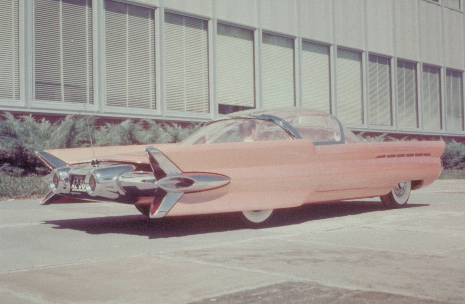 1958 Ford X 2000 Concept  Pics, Vehicles Collection