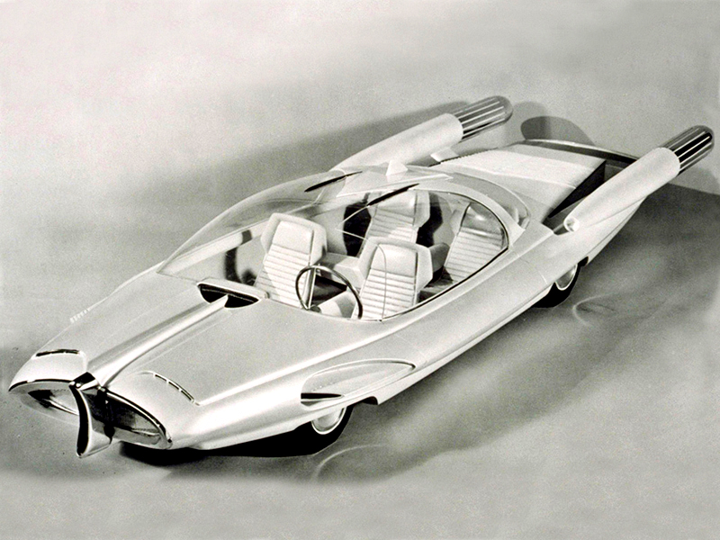 1958 Ford X 2000 Concept  High Quality Background on Wallpapers Vista