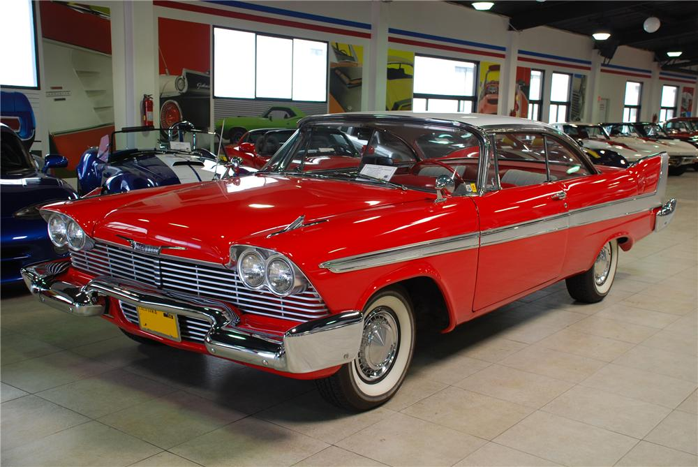 1000x669 > 1958 Plymouth Fury Wallpapers
