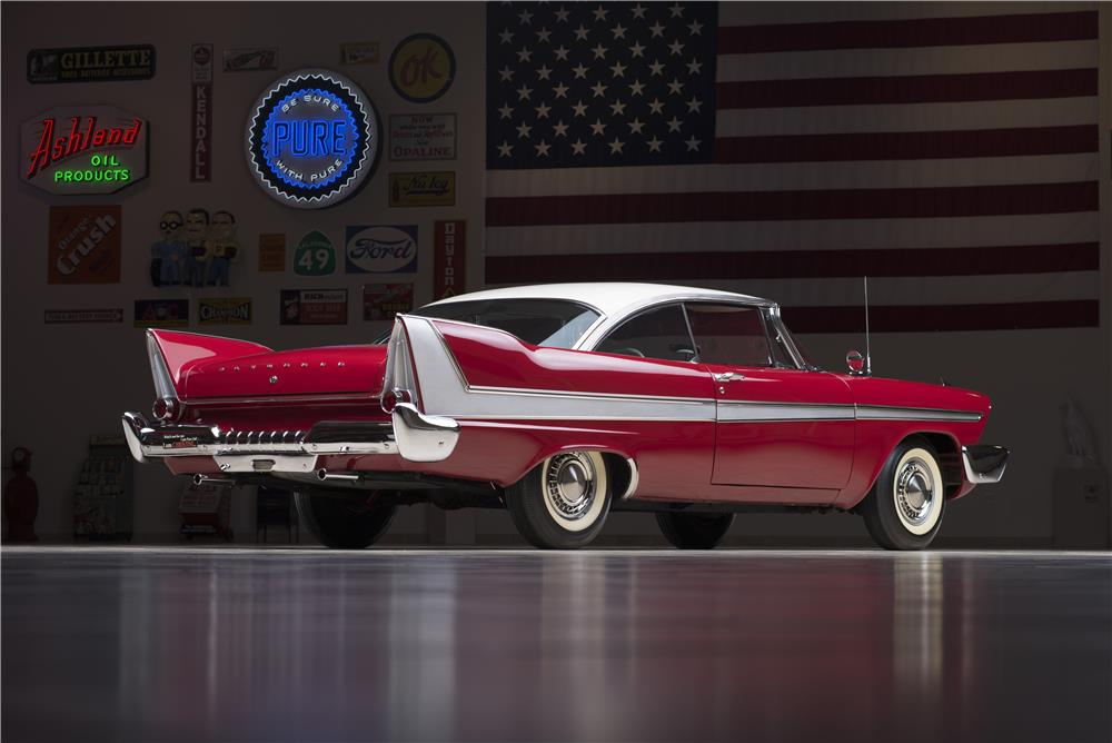 1000x668 > 1958 Plymouth Fury Wallpapers