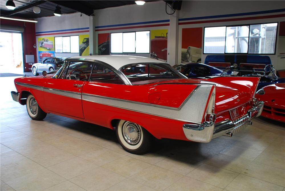 Images of 1958 Plymouth Fury | 1000x669